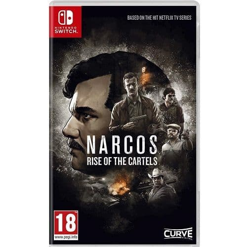 Narcos Rise of The Cartels Nintendo Switch Game